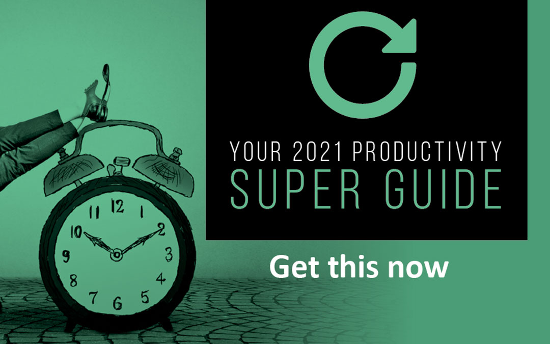 The ultimate guide to productivity in 2021