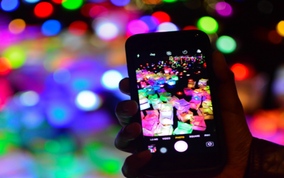 Ring ring merrily on high: Mobile security at Christmas