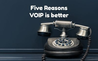5 reasons VoIP is better than traditional phone setups