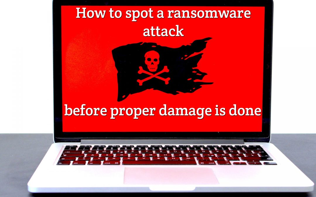 How to Detect a Ransomware Attack Before It Causes Serious Damage